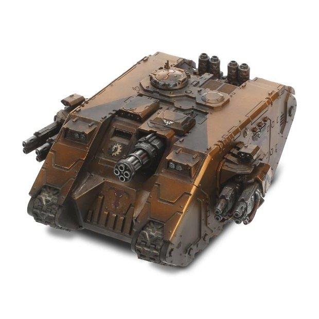 1pcs Land Raider Achilles Adeptus Astartes Imperial Army Warhammer 40k Forge World Action Figures