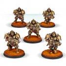 5pcs Sagittarum Guard Squad Legio Custodes Adeptus Custodes Imperial Army Warhammer 40k Forge World