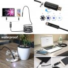 Pipe Inspection HD Camera 720P USB Endoscope Video Sewer Drain Waterproof Spy US