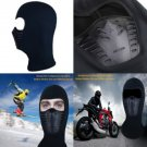 Motorcycle Face Mask Snowboarding Balaclava Cycling Cold Winter Weather Ski Bike