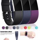"""3pcs Replacment Bands for Fitbit Charge 2 Wristband Large Fits 6.7""""-8.1"""" Wrist"""
