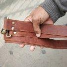 Women Leather Strap for Ladies Handbag Crossbody Shoulder Bag Handle Replacement