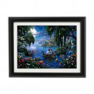The Little Mermaid 2 by Thomas Kinkade Disney Dreams Collection - Fully Framed