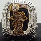 2012 Miami Heat Replica NBA Championship Ring- Size 11
