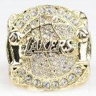 Los Angeles Lakers NBA Championship Ring (2010) Replica - Kobe Bryant- Size 11