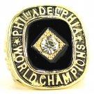 1967 PHILADELPHIA 76ER Gold Championship Ring-Chamberlain-Size 9-12- No Box