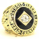 1968 DETROIT TIGERS Gold Championship Ring Kaline-Size 11-No Box