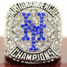 2015 NEW YORK METS Silver Championship Ring-Size 11-No Box