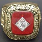 1982 St. Louis Cardinals Football World Championship Gold Ring-Size 11-No Box