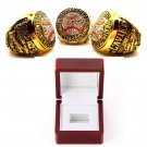 1992 Cleveland Braves World Championship Gold Ring Glavine-Size 11-With Box