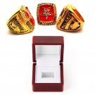 2009 Houston Astros National League Championship Gold Ring Mclane-Size 11-With Box