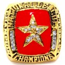 2014 Houston Astros Championship Gold Ring Estrellas-Size 11-No Box