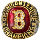 1986 Boston Red Sox Baseball World Championship Ring Wagner-Size 11-No Box