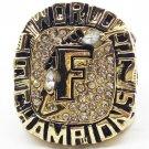 1997 Florida Marlins World Championship Series Ring HERNANDEZ-Size 11-No Box