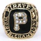1979 Pittsburgh Pirates Baseball World Championship Ring madlock-Size 11-No Box