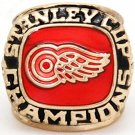1997 Detroit Red Wings Stanley Cup Glasgow Championship Ring Size 11-No Box