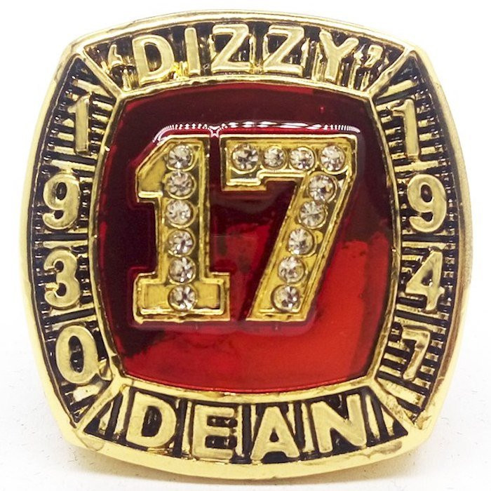 1930 1947 DIZZY DEAN Hall Of Fame Player Ring-Size 11-No Box