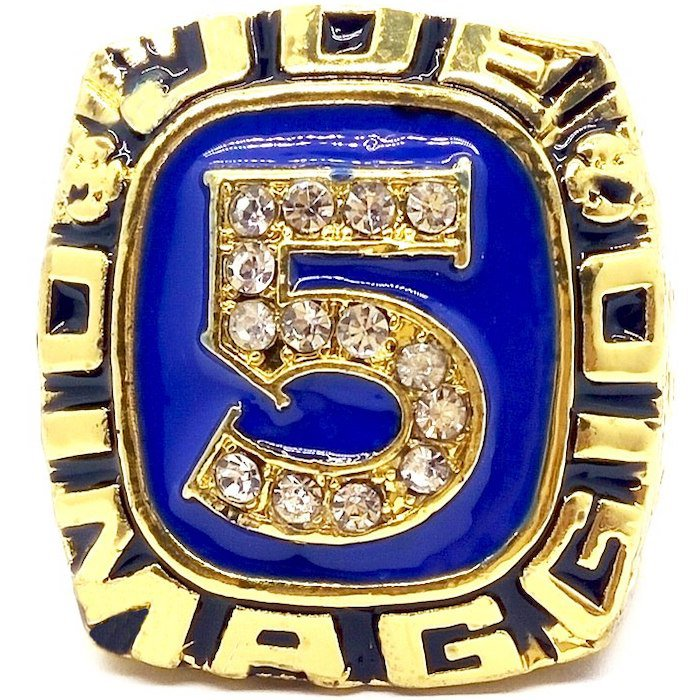 JOE DIMAGGIO Hall Of Fame Player Ring-Size 5-13-No Box