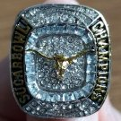 2018 Sugar Bowl Texas Longhorns EHLINGER Championship Ring-Size 11-No Box