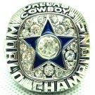 1971 Dallas Cowboy Championship Ring-Size 8-13-No Box