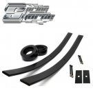 "2.5"" Front + 2"" Rear Add-a-Leaf Lift Kit + Shims For 2002-2006 Ram 1500 4X2 4WD"