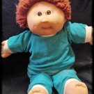 Vintage 1985 signed Cabbage Patch Kids doll.