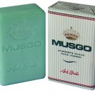 4 BODY SOAP ACH BRITO MUSGO REAL BODY BAR SOAP (4 x 160g/5.3oz) 4 Men Bath Soap - FREE SHIPPING