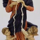 "Statue of Our Lady Undoer Knots Religious Figurine Mary Catholic Faith - 8.6"" - FREE SHIPPING"
