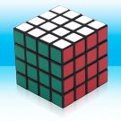Fan Xin 581-4A6.5   Magic Cube  Puzzle Twist ,  ABS material,   OPP box packaged