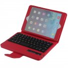 Heng Da Detachable Bluetooth Keyboard For Ipad Mini4 ABS Material Bluetooth 3.0 Red Red