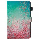 Protective Cover Case for Amazon Kindle Fire HD8  Pattern Cherry Blossoms
