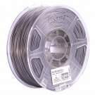 eSun 1.75mm ABS+ 3D Printer Filament Smooth Stable Version 1KG Silver Silver