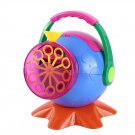 Product Name:  Portable Automatic Bubble Machine Bubble Blowing Soap Outdoor Indoor Toy
