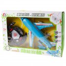 Yu Hang 162-B Remote Control Aircraft Blue Blue