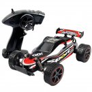 Remote Control Toy Car Cross Country Vehicle 2.4Ghz 1:20 Body Off Road Vehicle Rechargeable Red Red