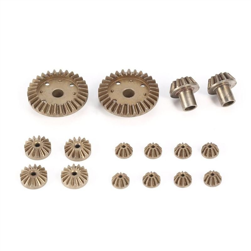 12 24 30T Diff.Main Metal Gear Repair Parts for WLtoys 12428 12423 1 12 RC CarDescriptions:This 12T