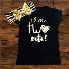 Summer Boys Unisex Short Sleeves Lovely Letters Printing Round Collar T-shirt