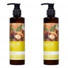 Natures Series Argan Oil Shampoo 250 ml. (Pack of 2)