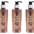 Bath&Bloom A Walk in Rose Yard Hand Wash 200 ml. (Pack of 3)