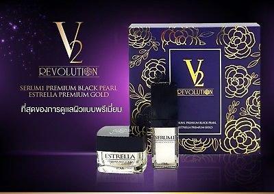 V2 Revolution Serum Premium Black Pearl Estrella Premium Gold plus Fr