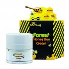 Forest Honey Bee Cream 15 g Reduce Scar Acne freckles Dark Spots