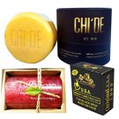 NEW CHIDE SOAP FACE BRIGHTENING AURA WHITE REDUCE ACNE CLEAR DARK