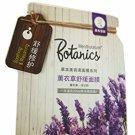 4 Mask Sheets of Mentholatum Botanics Lavender Soothing & Repairing F