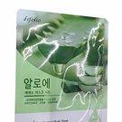 8 Mask Sheets of Esfolio Aloe Essence Mask Sheet. (23 ml/ sheet.)