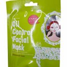 3 Mask Sheets of Cettua Clean & Simple Oil Control Facial Mask.