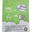 2 Mask Sheets of Esfolio Pure Skin Snail Essence Mask Sheet. Enric