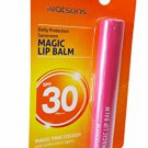 2 packs of Watsons Daily Protection Sunscreen Magic Lip Balm for e
