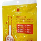 2 Mask Sheets of Leaders Insolution Bright Control Mask. Skin Effects