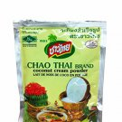 3 Packs of Coconut Cream Powder From Chao Thai Brand, Halal Certif