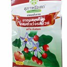 6 Packets of Compound Mawaeng Herbal Lozenge Plum Flavour by Suphap